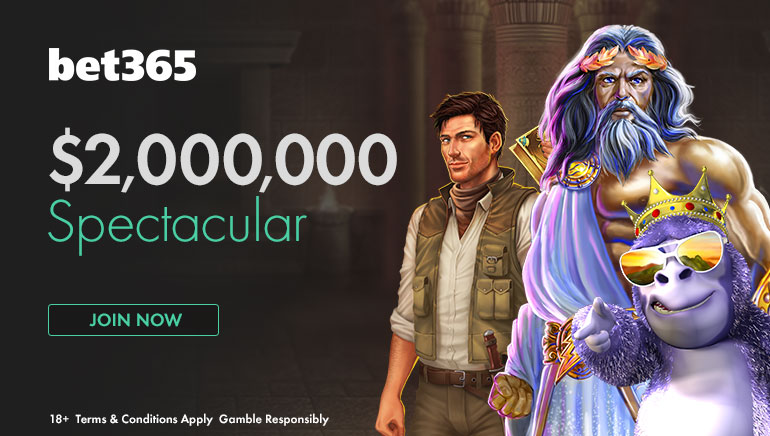 Bet365 $2,000,000大派送活動,发放60,000个红包