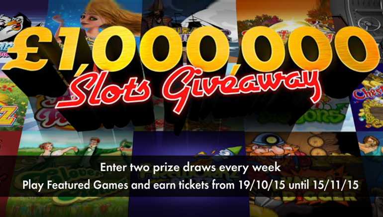 bet365賭場1,000,000英鎊/1,500,000美元獎金大贈送