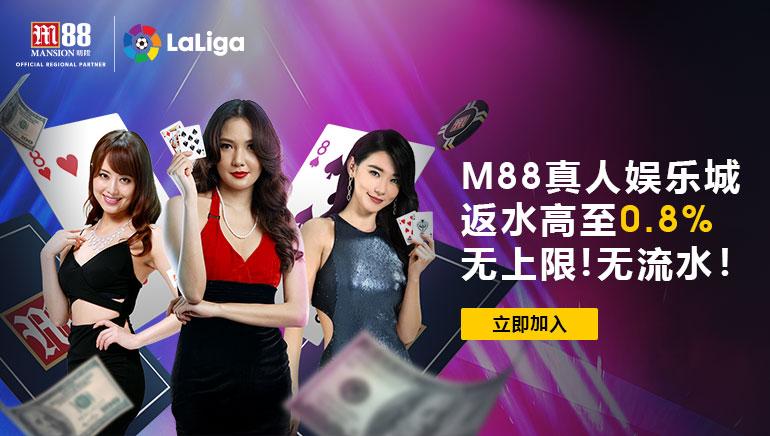 精彩紛呈的M88 Casino Taiwan預覽