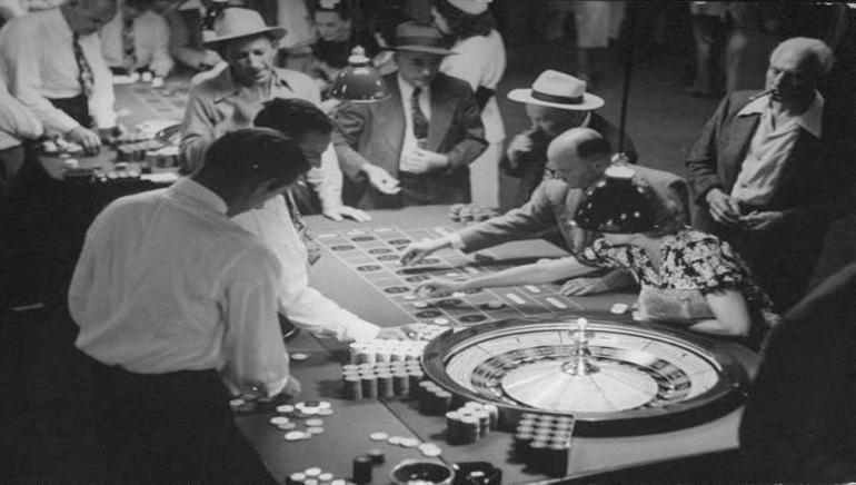 在线赌博业的历史