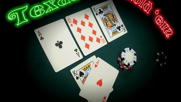 德州扑克的历史