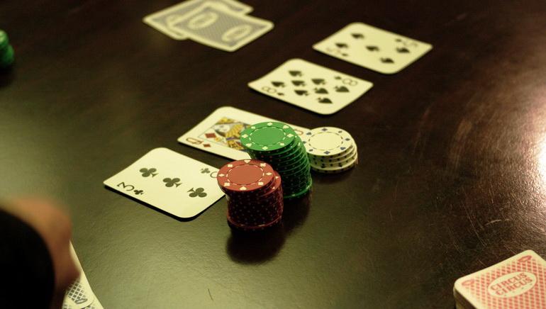 常胜扑克玩家