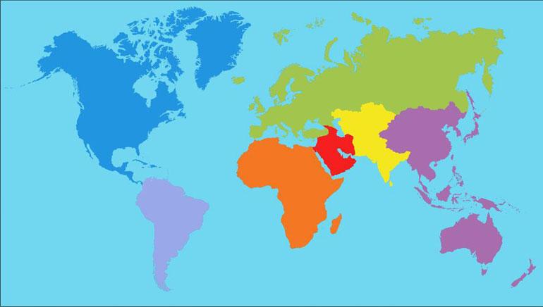 選擇您的國家或地區
